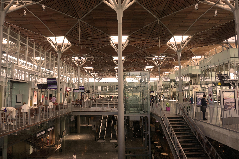 Kazablanka Tren İstasyonu