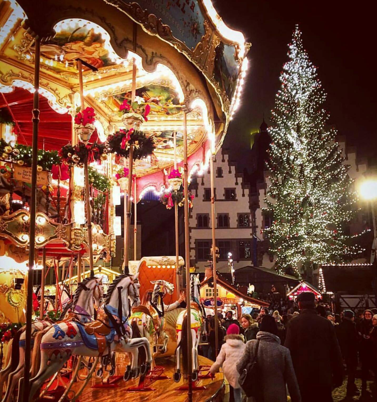 Bu da Bu Şehre Güzellik Katan Christmas Market'i