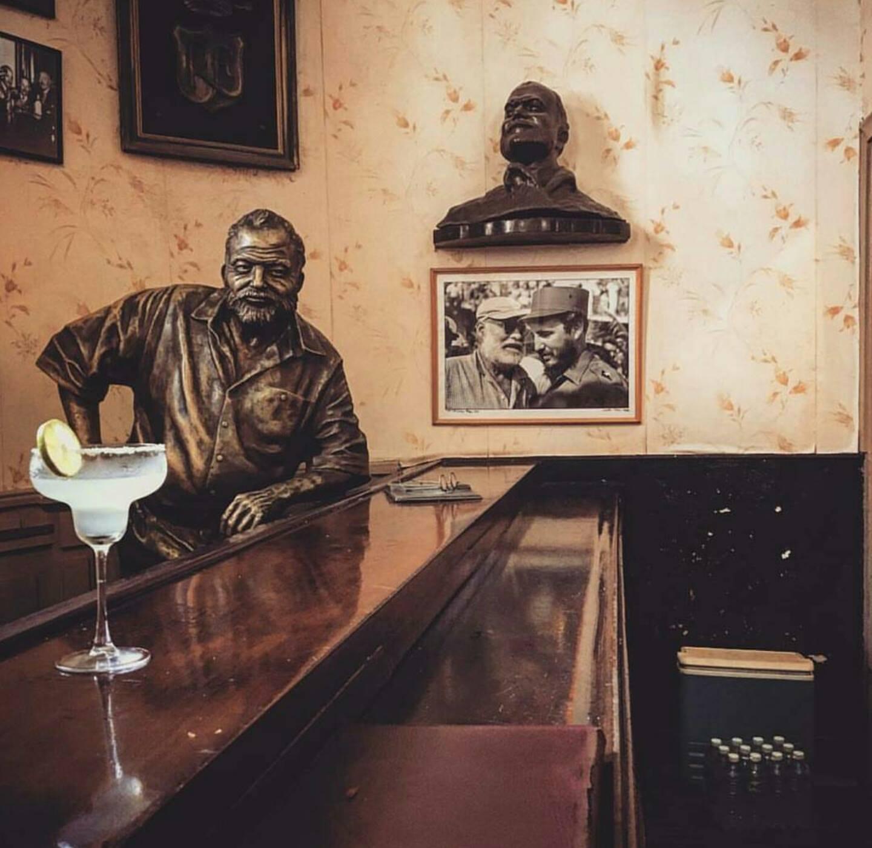 La Floridata - Hemingway ile Daiquiri Keyfi