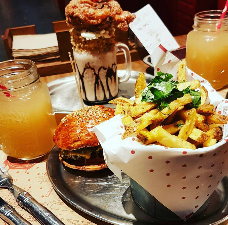 3 Kilo Garantili Öğle Yemeğiniz - What's Beef