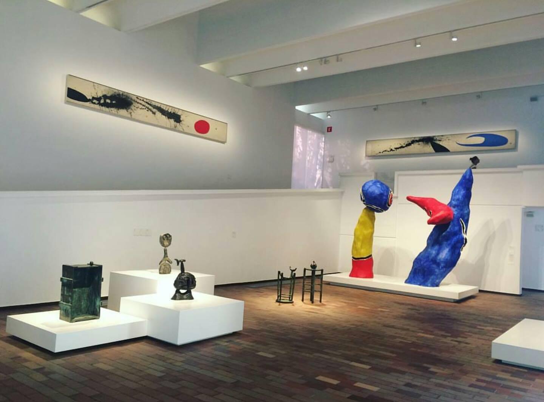 Fundacio Joan Miro Sanat Müzesi