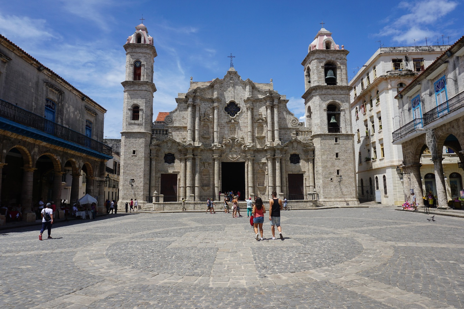 Plaza de la Cathedral