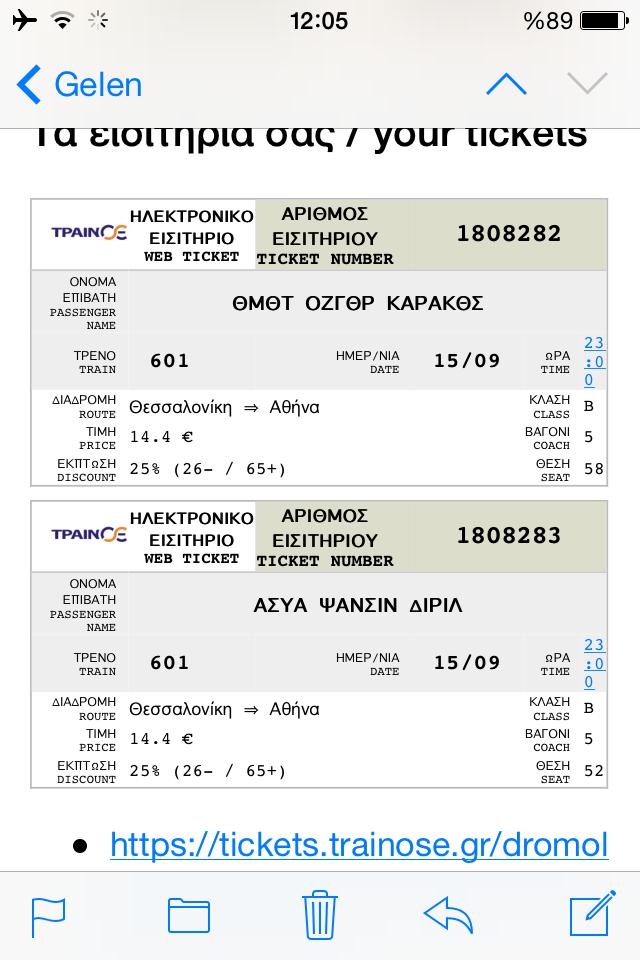 İsimler Yunanca Olunca Karizmatik Oluyormuş!