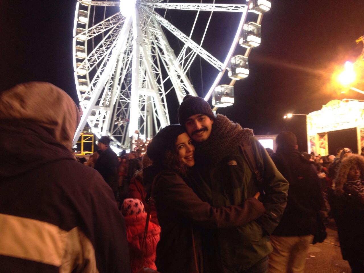Winter Wonderland'de Bir Sevgili Pozu da Bizden