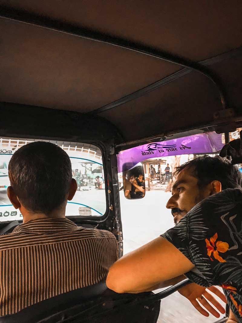 Sri Lanka'da Gezilecek Yerler