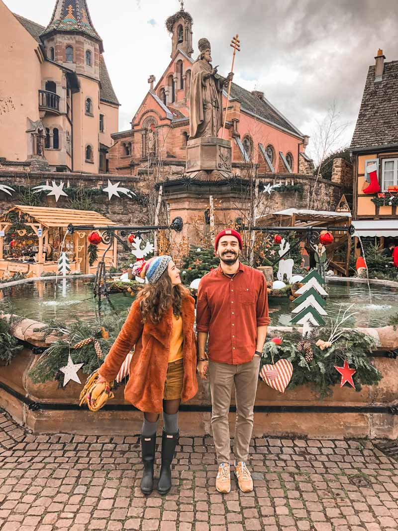 Alsace gezi rehberi ve Alsas Bölgesi'ndeki en güzel köyler