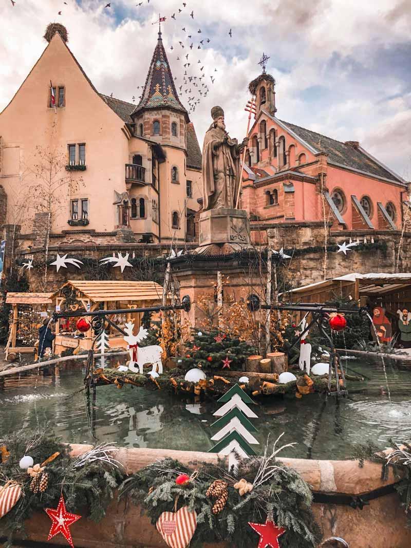 Alsace gezi rehberi ve Colmar'da mekan önerileri