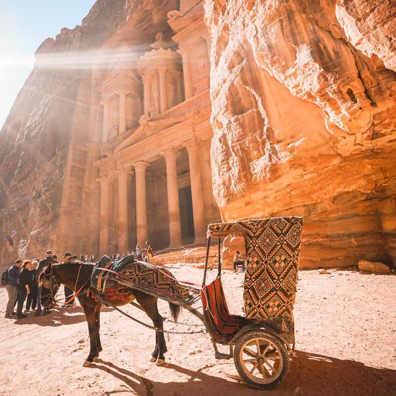 Petra için en uygun zaman