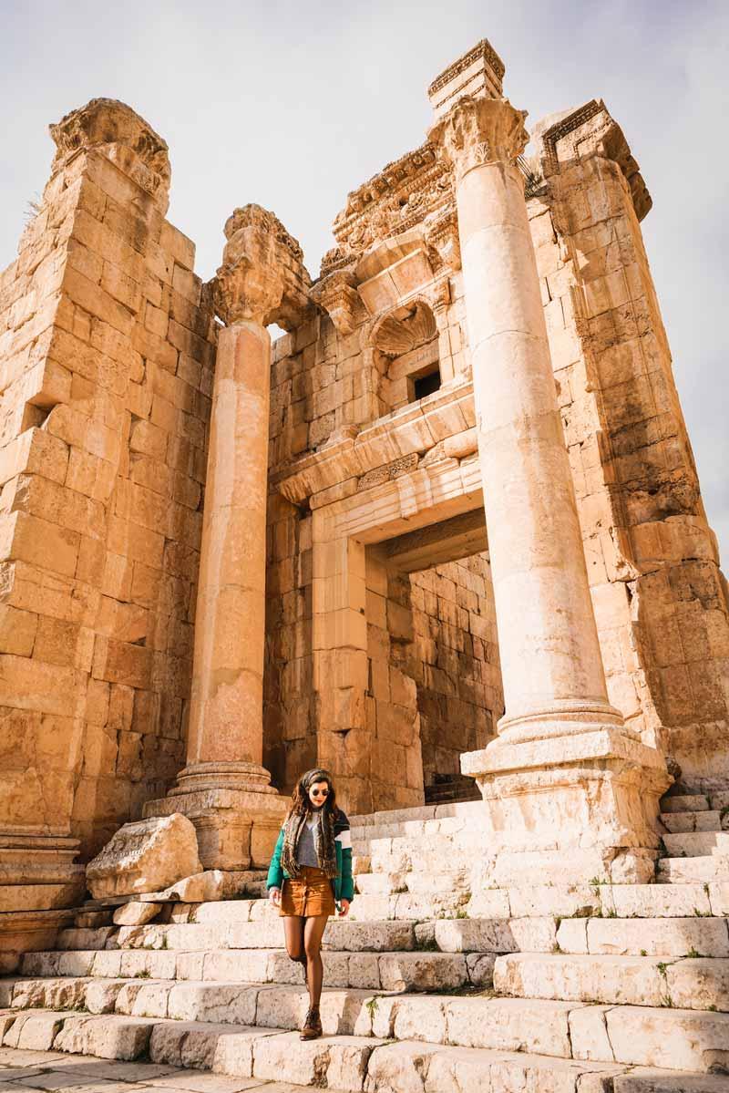 Ürdün'de görülmesi gereken yerler