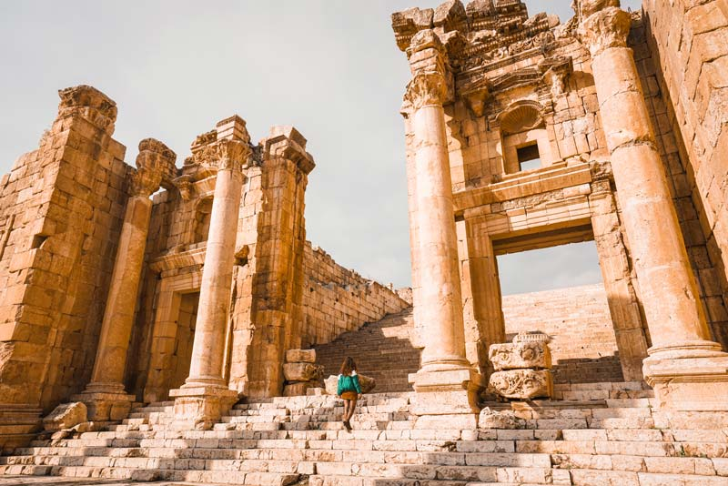 Jerash Antik Kenti