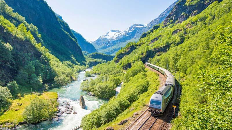 avrupada en güzel tren rotaları