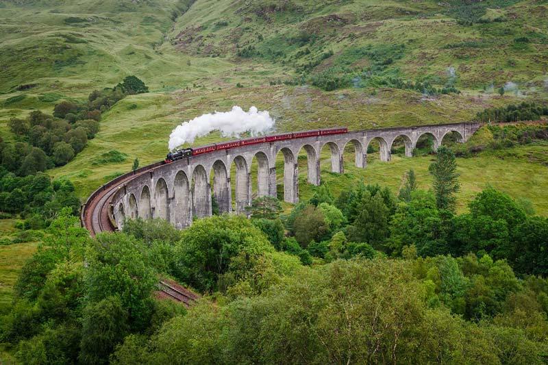 Avrupa'nın en güzel tren rotaları